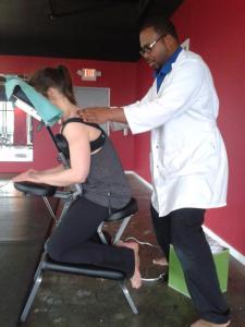 massage before workout